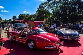 Encontro nacional de automóveis antigos de Araxá é adiado