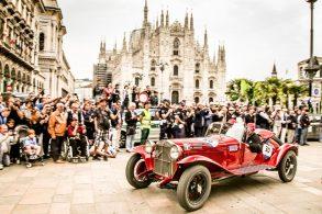 Mille Miglia 2018 tem Alfa Romeo como campeã absoluta