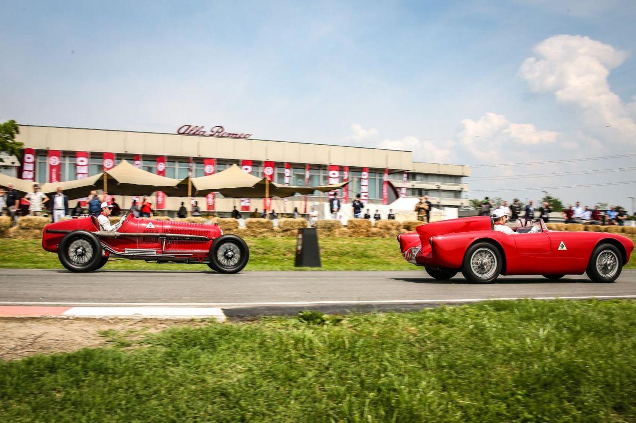 Mille Miglia 2018 tem Alfa Romeo como campeã absoluta f89e89ae3352e