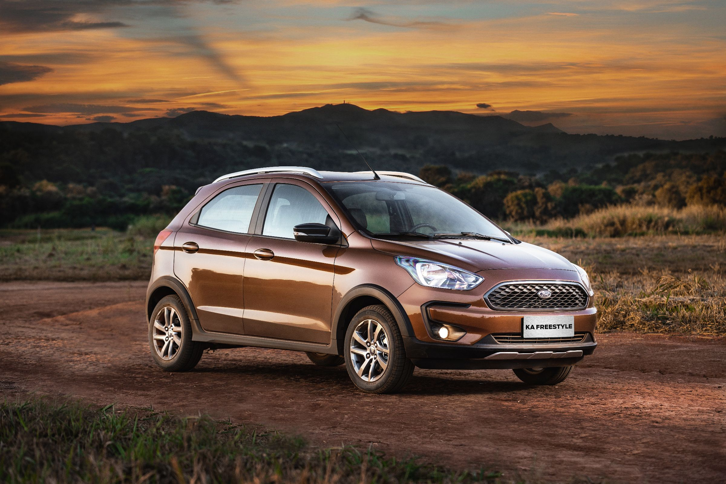 Freestyle E A Versao Aventureira Do Ford Ka