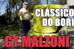 [Vídeo] Clássicos do Boris: GT Malzoni