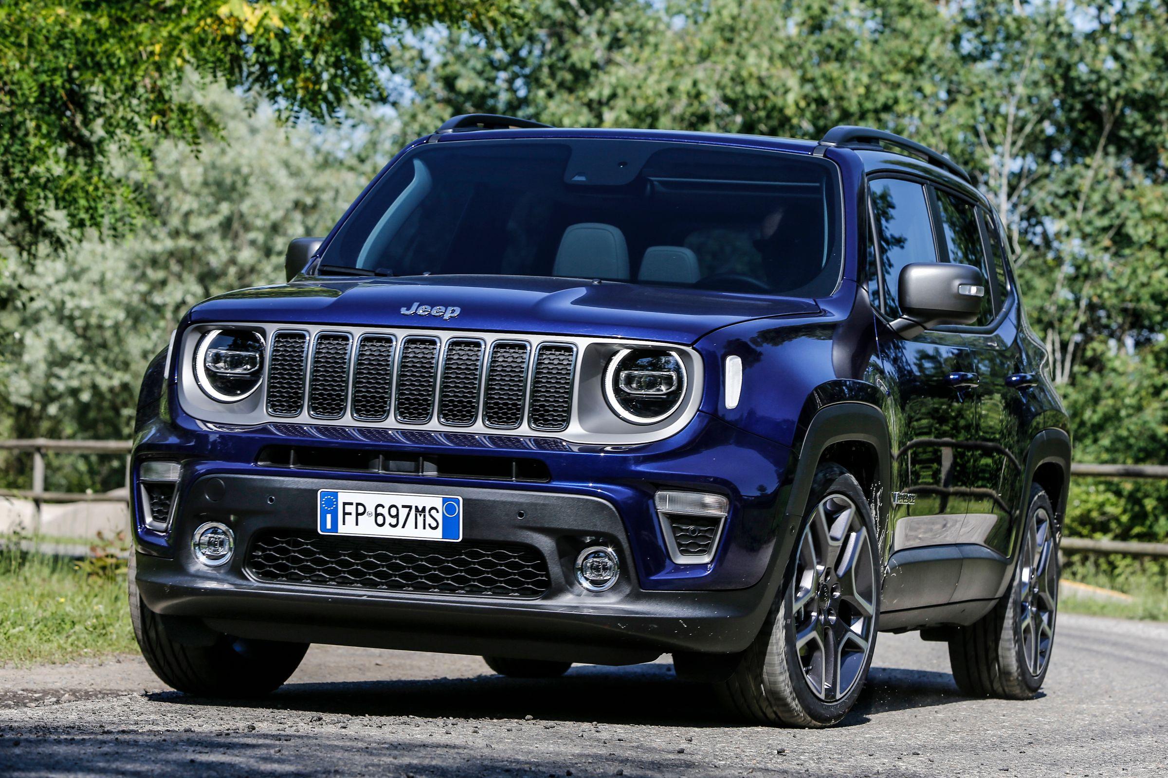 Conheca O Jeep Renegade 2019