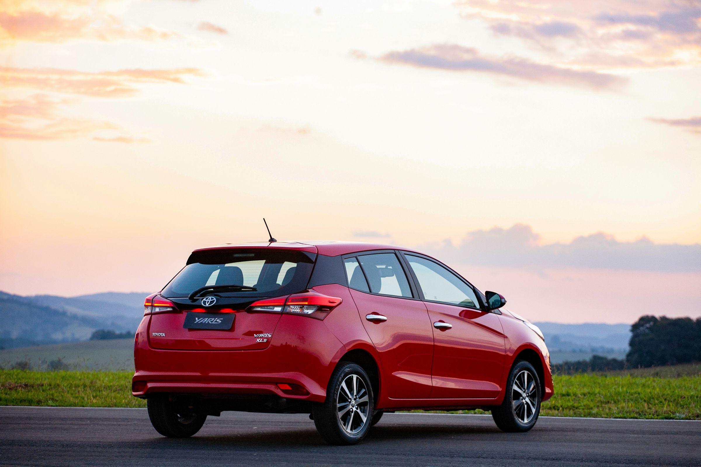 A Toyota anunciou a suspensão das vendas do Yaris para PcD na versão hatch XL Plus Tech. Taxistas e frotistas também não podem solicitar os descontos.