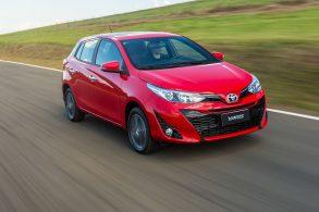 Yaris: mais um capítulo na rivalidade entre Toyota e Honda