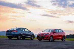Toyota Yaris é lançado com preço a partir de R$ 59.590