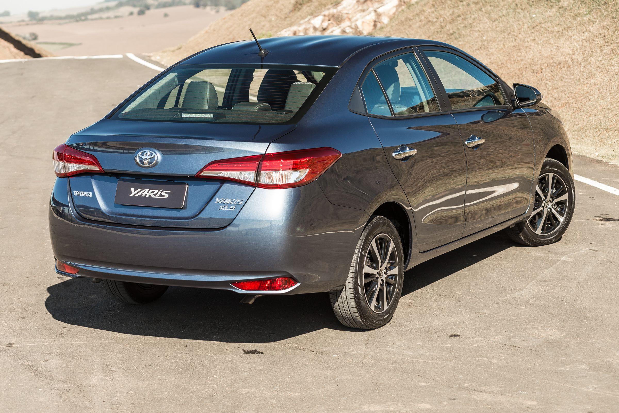 Toyota Yaris sedã: um dos lançamentos de carros mais importantes de 2018