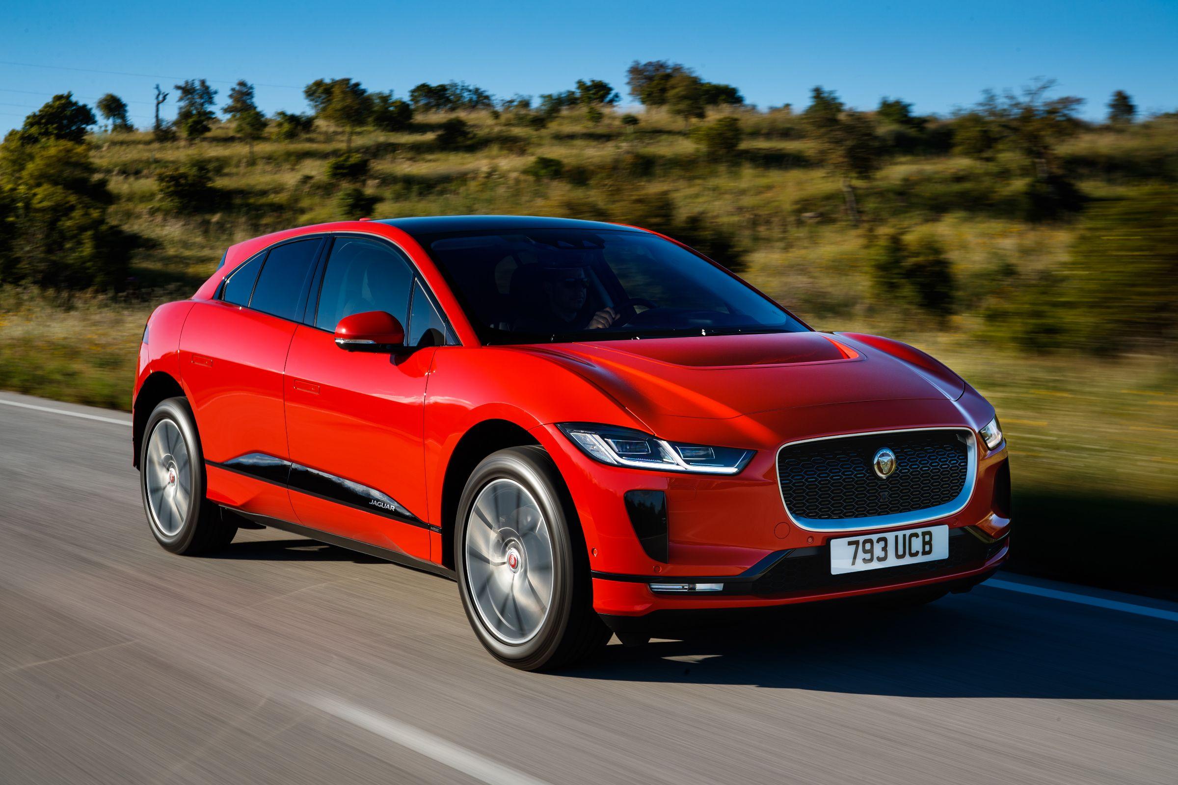 Jaguar I-Pace tem, teoricamente, autonomia de 480 km