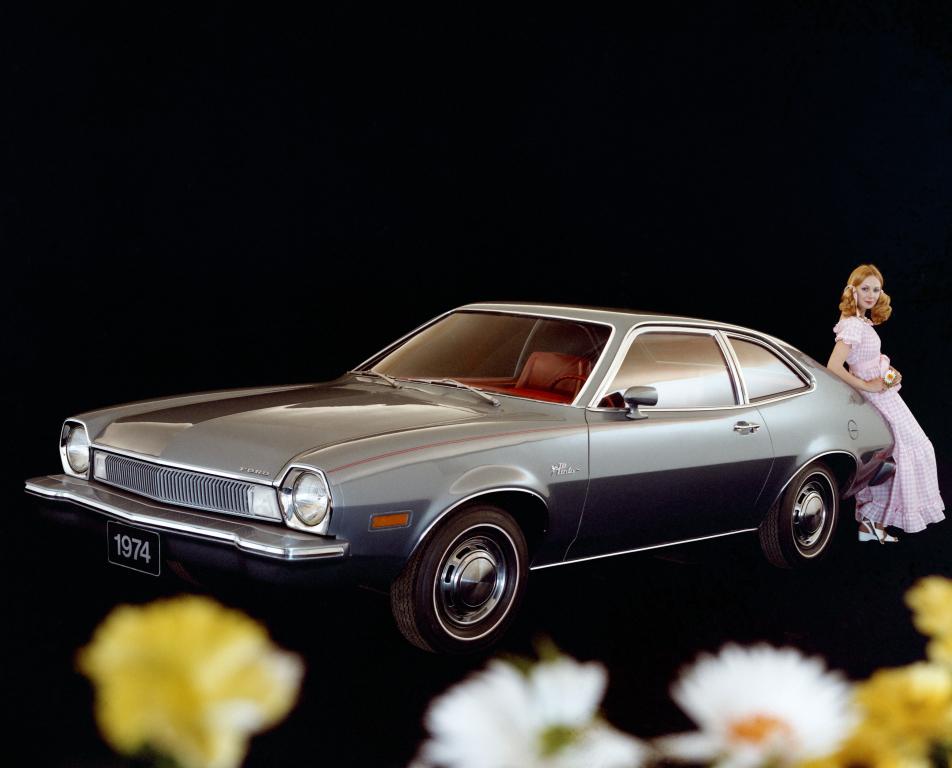Nome de duplo sentido: Ford Pinto