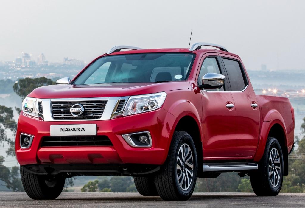 Nome de duplo sentido: Nissan Navara