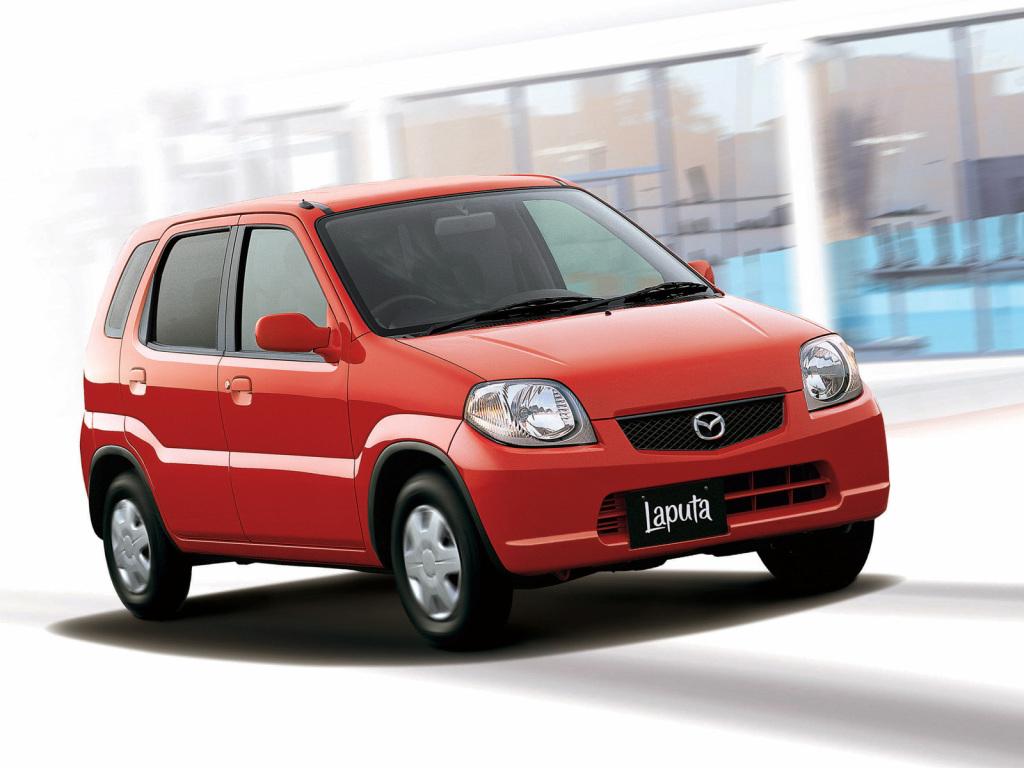 Nome de duplo sentido: Mazda Laputa