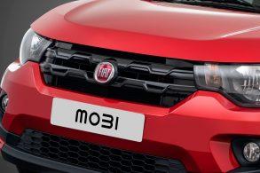 Fiat reduz preço do Mobi para concorrer com o Kwid