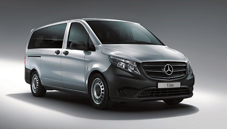 Mercedes-Benz é obrigada a fazer, na Europa, recall de mais de 700 mil veículos movidos a diesel por fraude de emissões. A van Vito, envolvida no chamado, também é comercializada no Brasil.