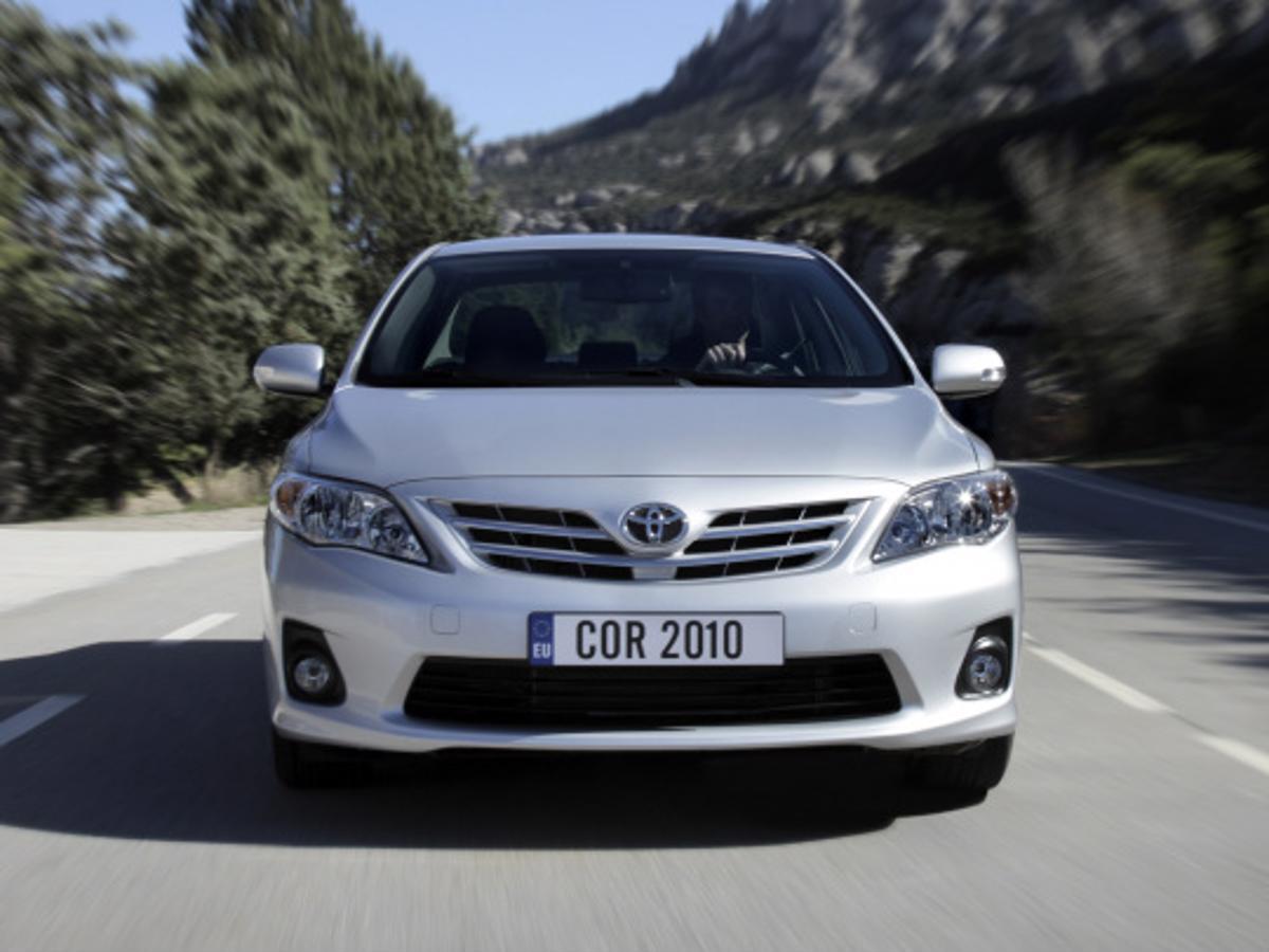 Falha No Airbag Do Passageiro Deu Origem Ao Recall Do Toyota Corolla.  Unidades Produzidas Entre