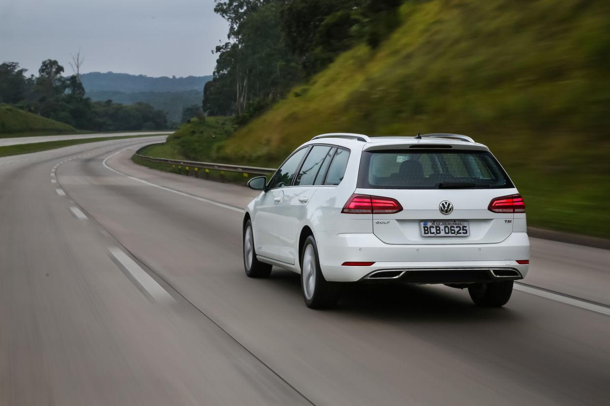 Volkswagen Golf Variant não é mais importada para o Brasil