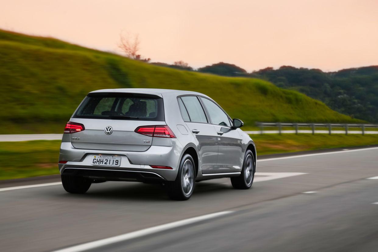 Golf é o primeiro carro 1.0 com preço superior a R$ 100 mil