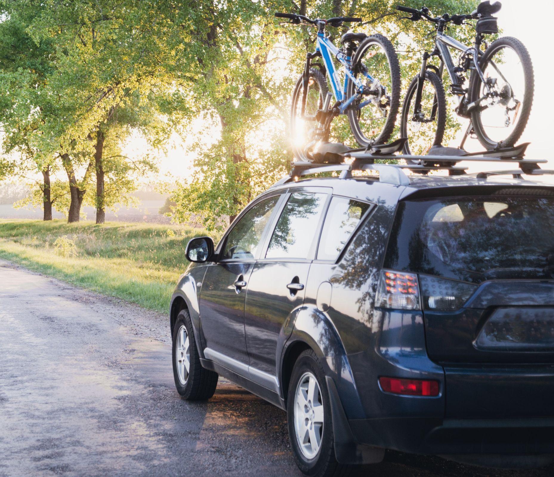 transportar bicicleta