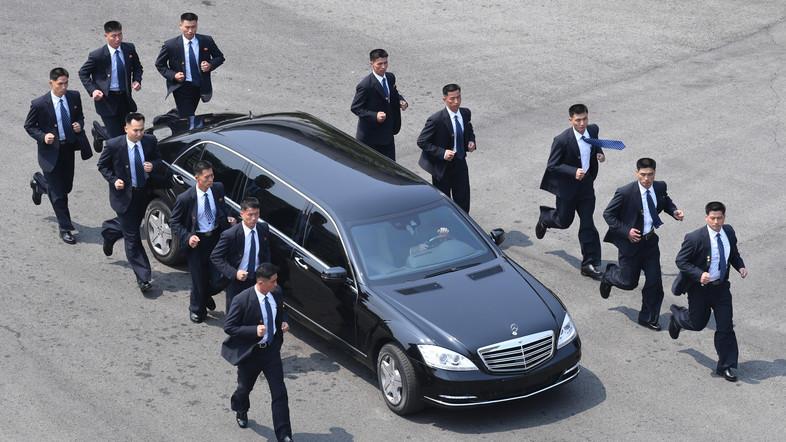 Classe S do ditador Kim Jong-un e sua impensável privada