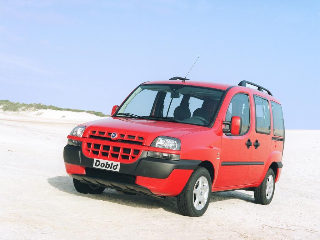 Relembre os 10 carros mais feios do mercado brasileiro: Fiat Doblò