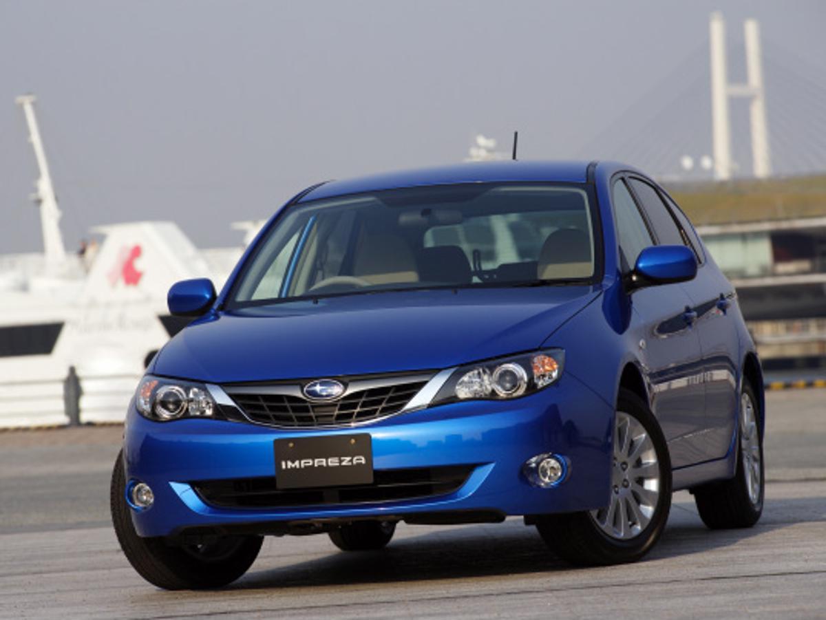 autowp.ru subaru impreza hatchback jp spec 2