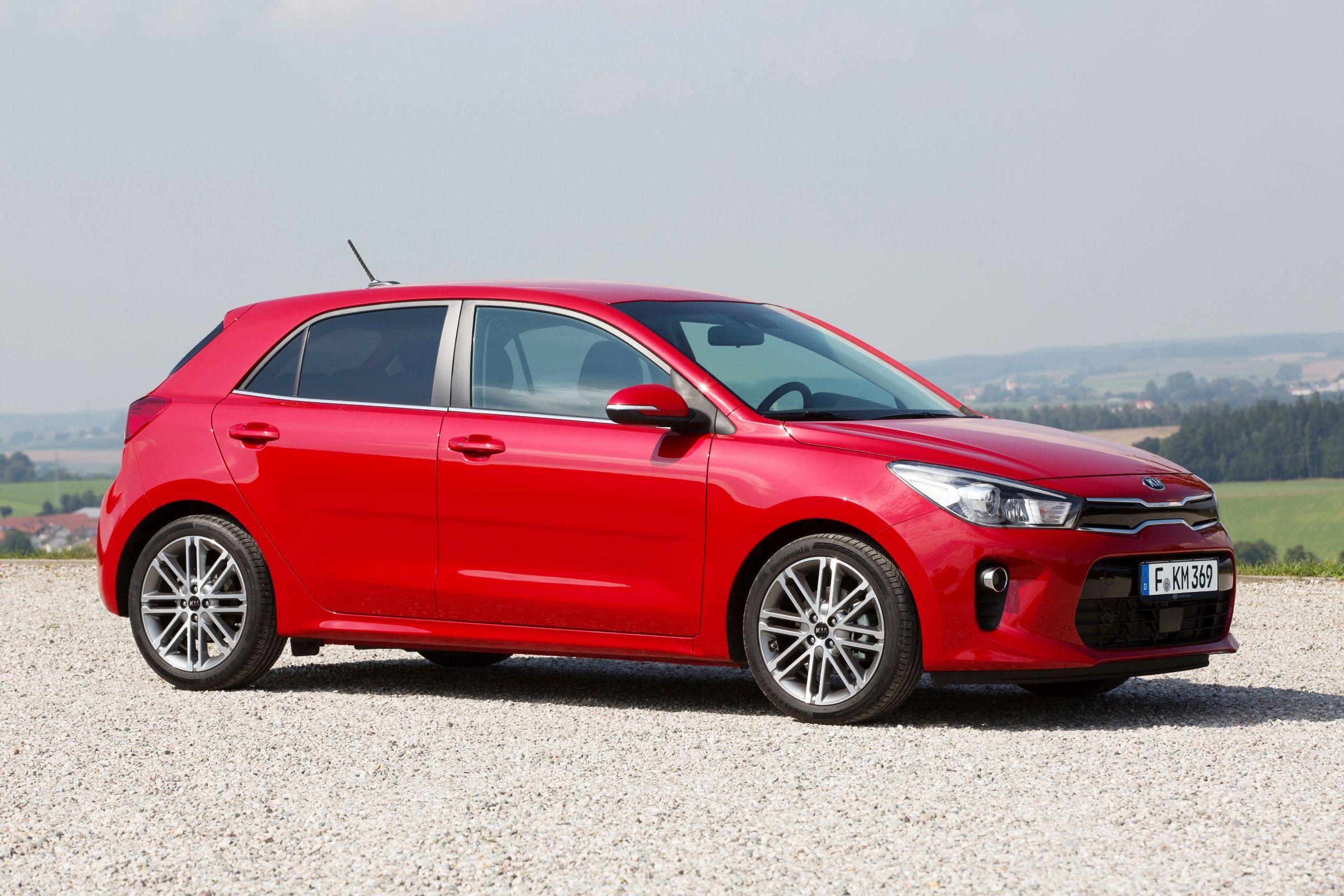 Kia Rio é o carro mais vendido na Rússia