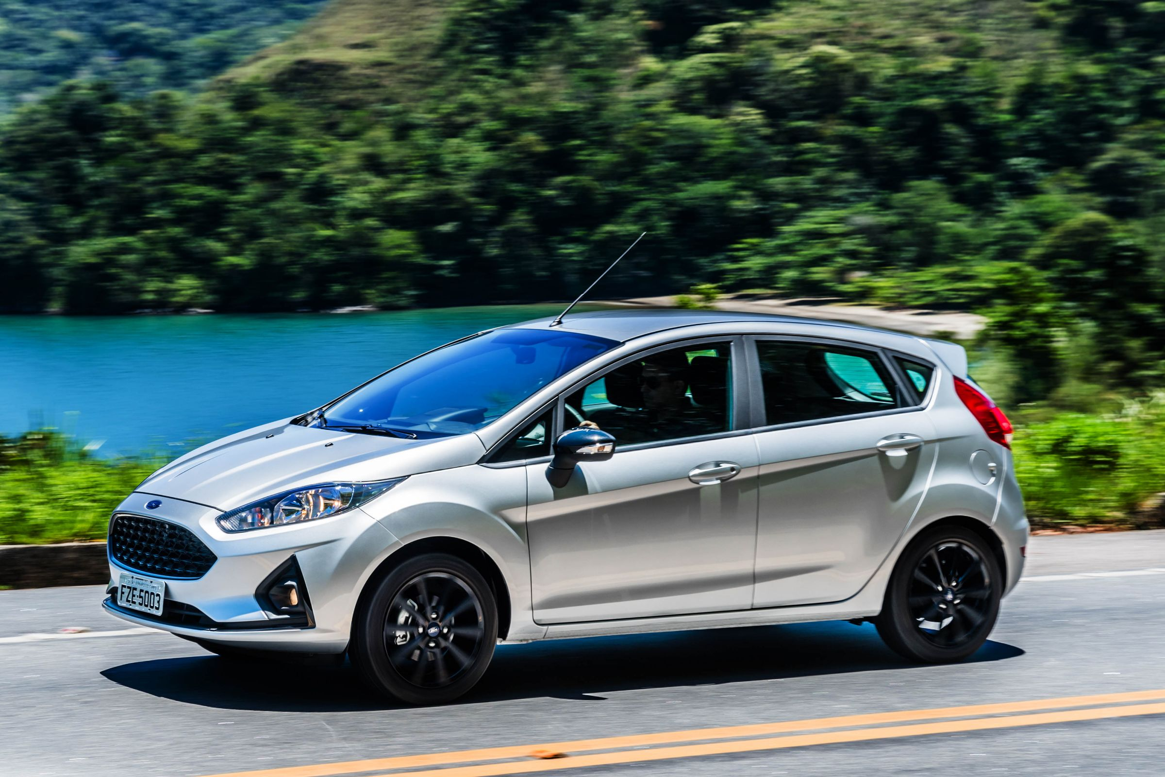 new fiesta ecoboost style exterior 1