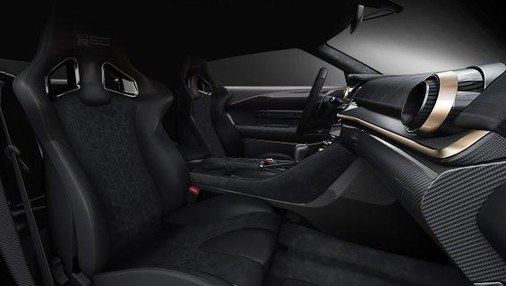 2018 06 26 nissan gt r50 by italdesign interior image 3