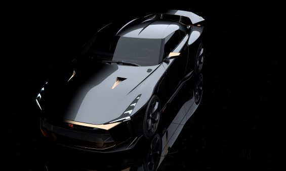 2018 06 26 nissan gt r50 by italdesign exterior image 3