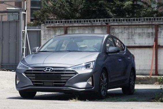 Hyundai Elantra 2019 será lançado em agosto, na Coreia do Sul, mas teve flagras publicados. Ainda não há perspectivas para chegada do modelo no Brasil.