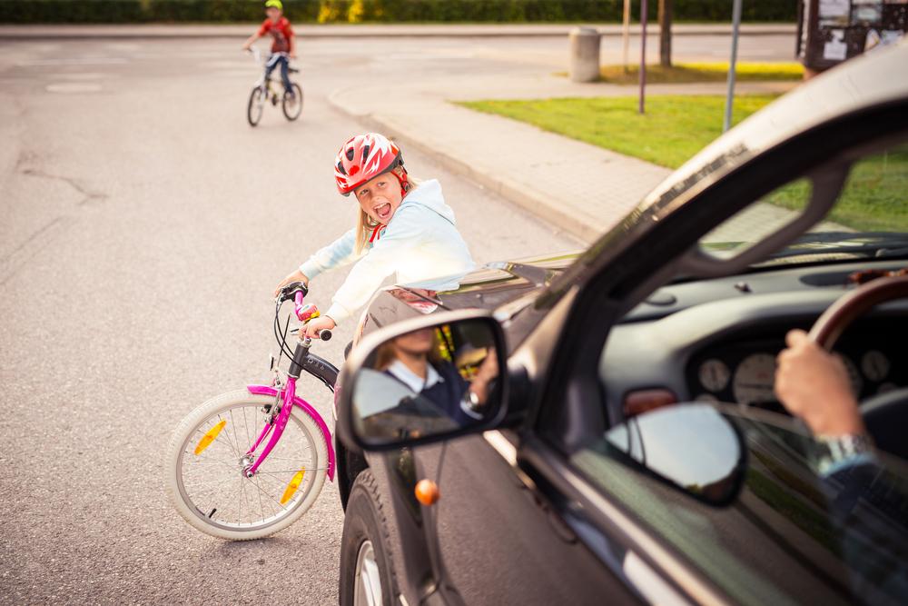 pedestre suv ciclista criança transito razões para não comprar um suv