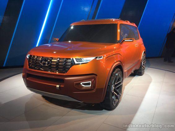 hyundai carlino suv concept at auto expo 2016