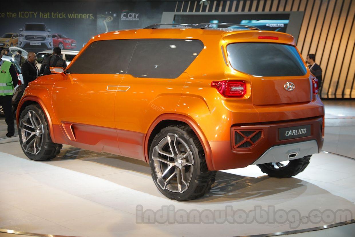 hyundai carlinohyundai hnd 14 rear quarter at auto expo 2016