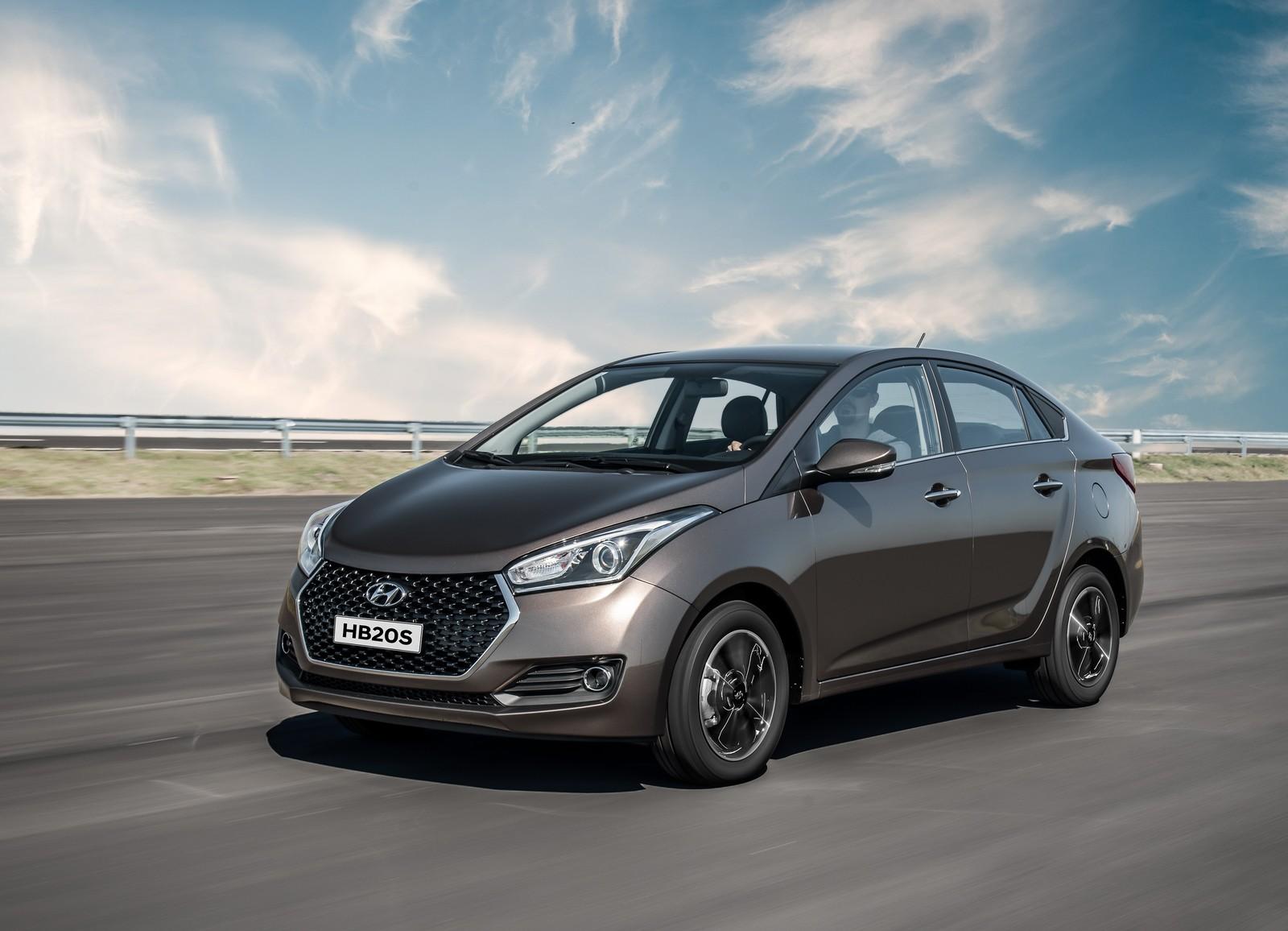 Melhores carros para uber: Hyundai HB20S