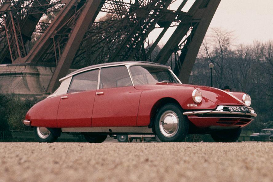 Seleção da França: Citroën DS