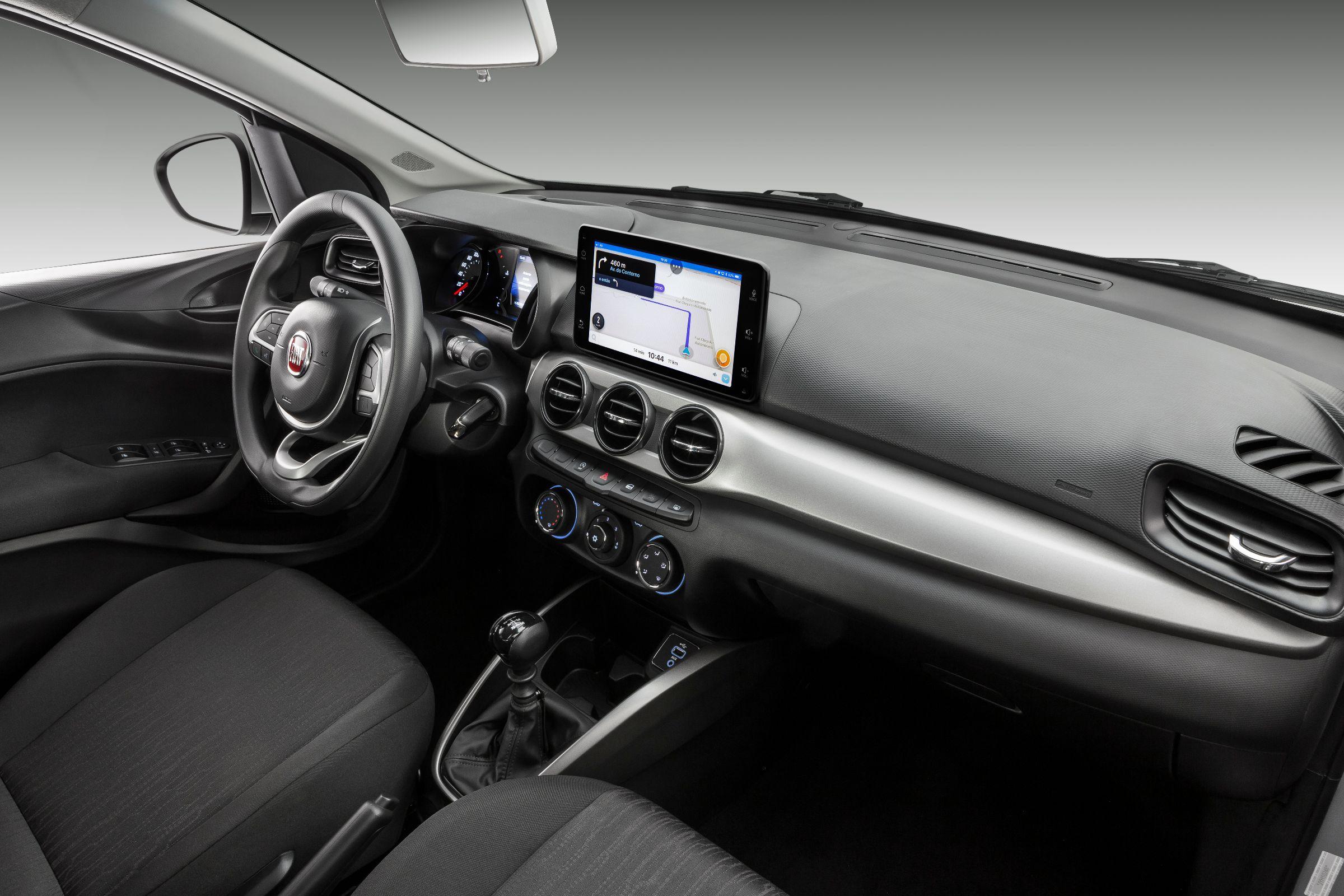 Chega ao mercado brasileiro a linha atualizada do hatch Fiat Argo. Conheça os preços e saiba o que mudou em cada uma das versões do Argo 2019.