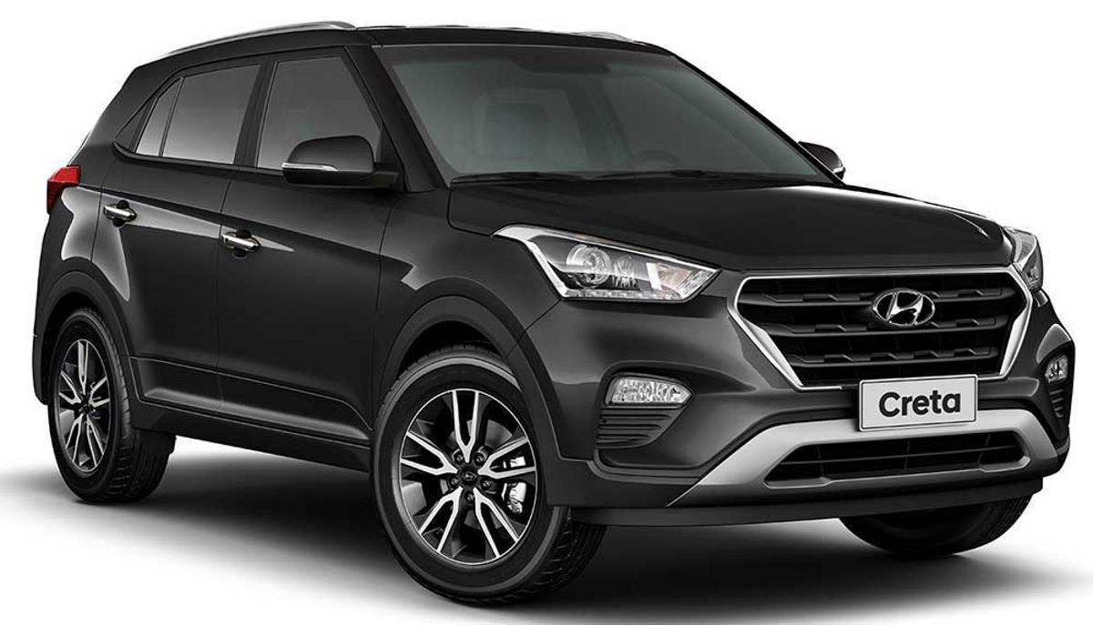 Prestige é a top de linha entre todas as versões do Hyundai Creta
