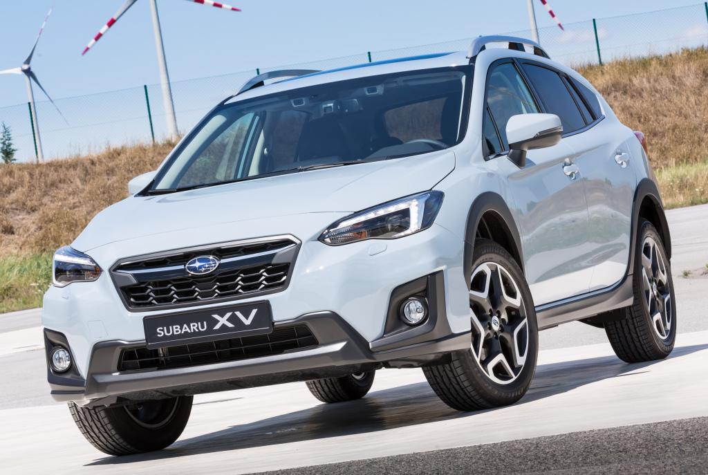 Os 7 carros 4x4 mais baratos do Brasil: Subaru XV