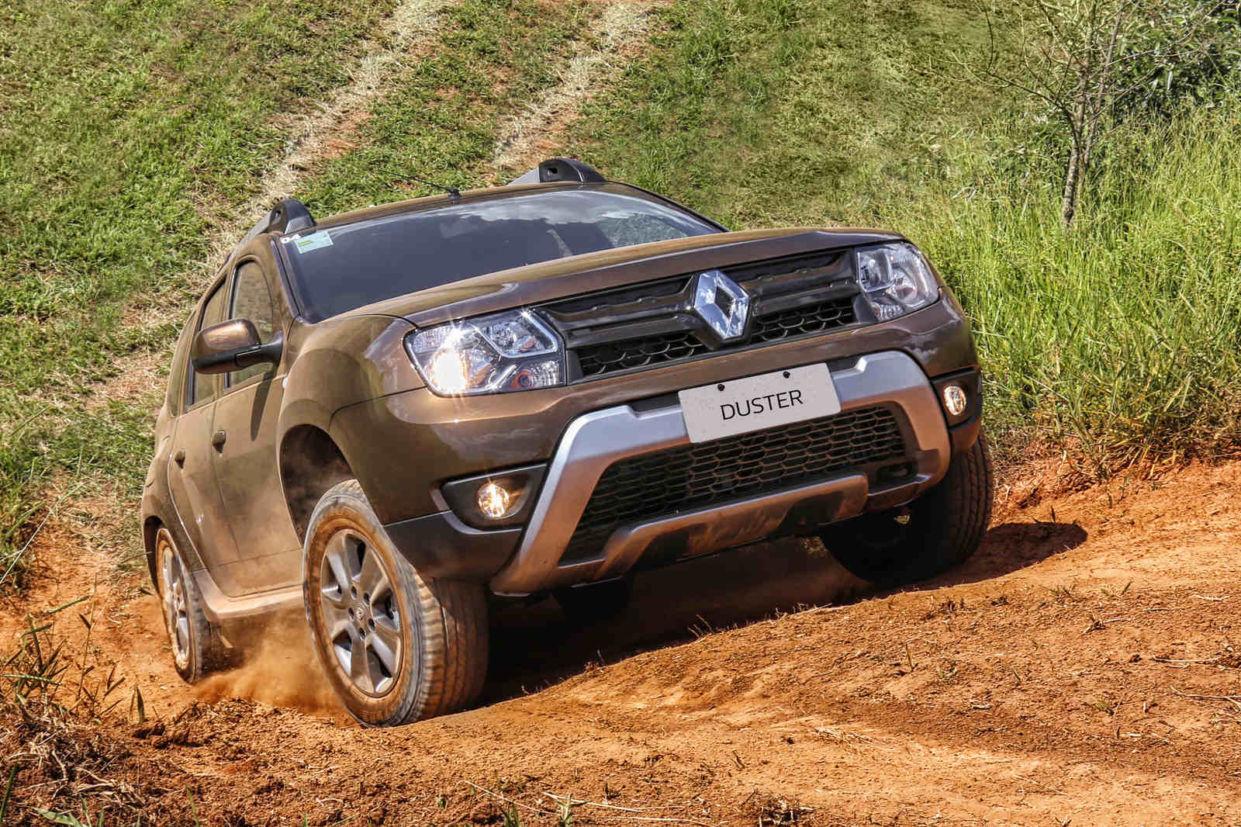 Os 7 carros 4x4 mais baratos do Brasil: Renault Duster