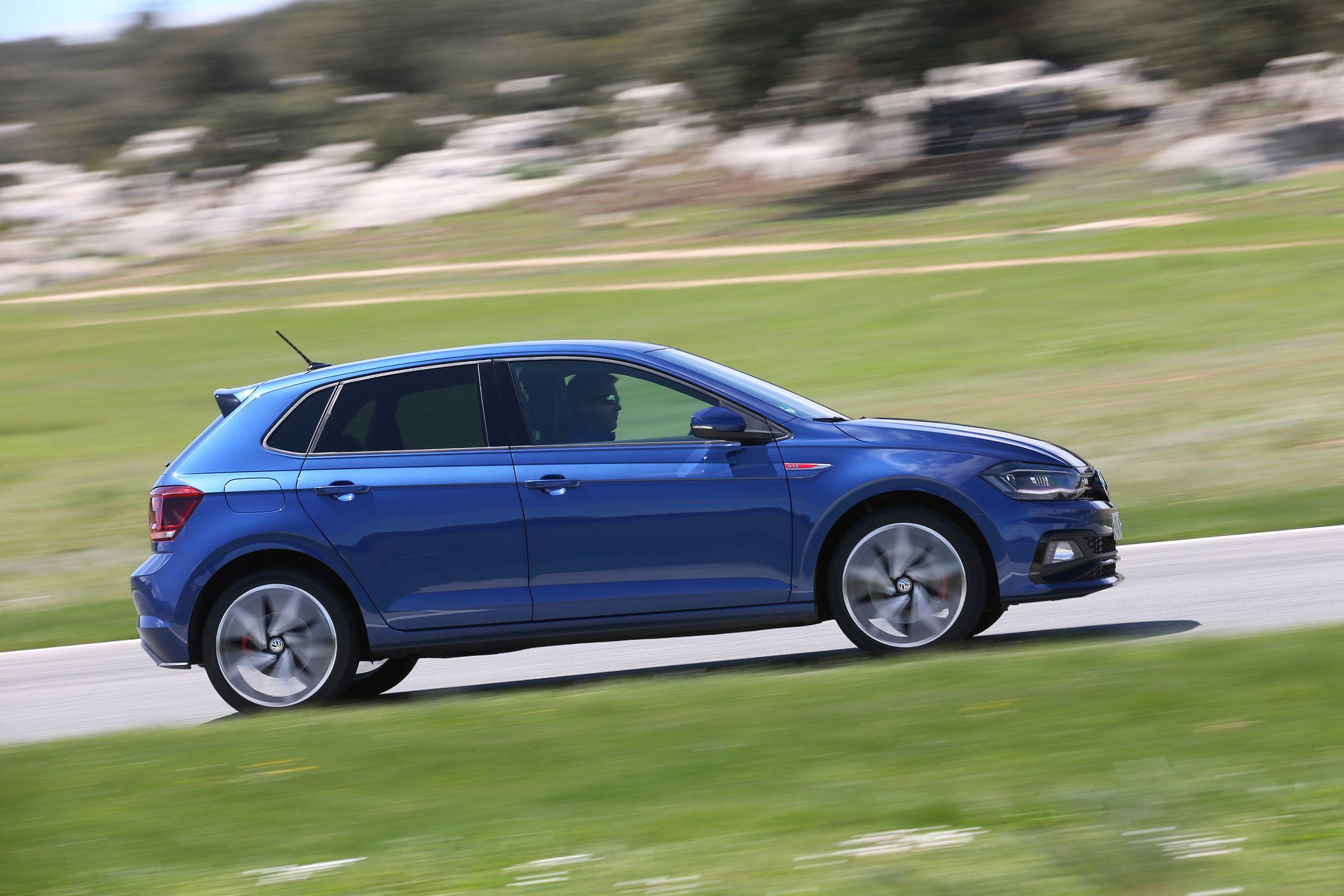 Na Europa, VW vende o Polo GTI; por aqui, deve ser o GTS
