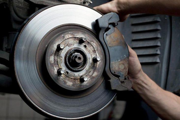 disco de freios e pastilhas