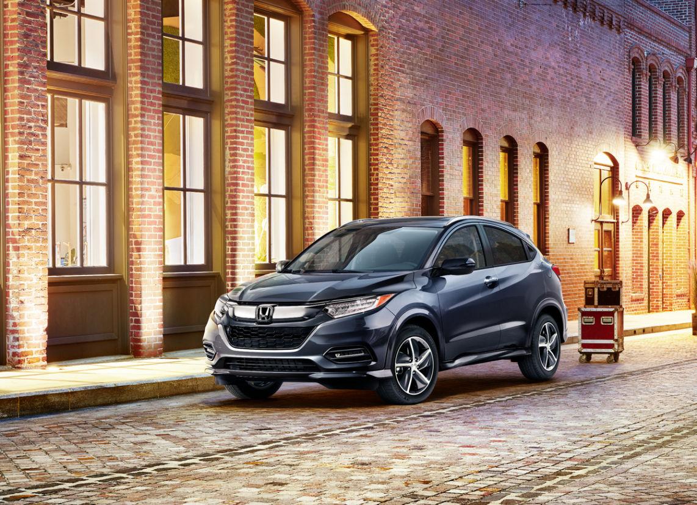 Honda HR-V reestilizado começa a ser vendido nos EUA