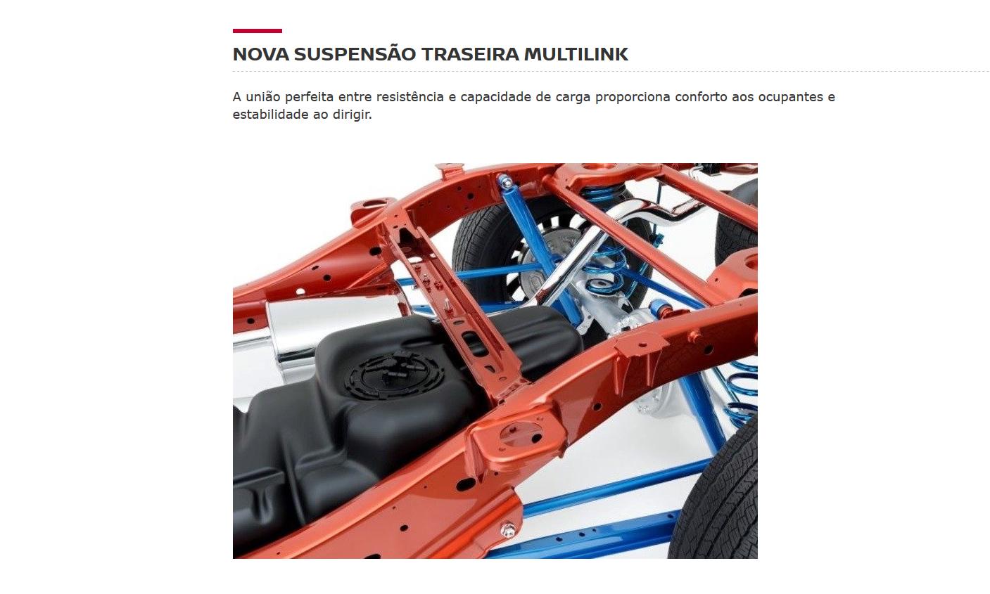 Frontier argentina: em produção para o Brasil, Nissan insiste na mentira Multilink