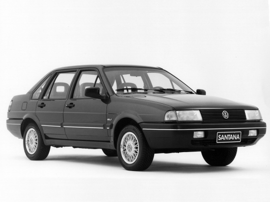 volkswagen santana br spec 1 1991 1996