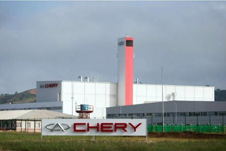 fabrica chery