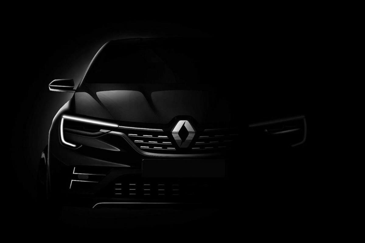 Novo SUV coupé da Renault é visto em São Paulo. O mais novo anti-Compass utilizará o novo motor 1.3 turbo da marca e deve chegar em 2020.