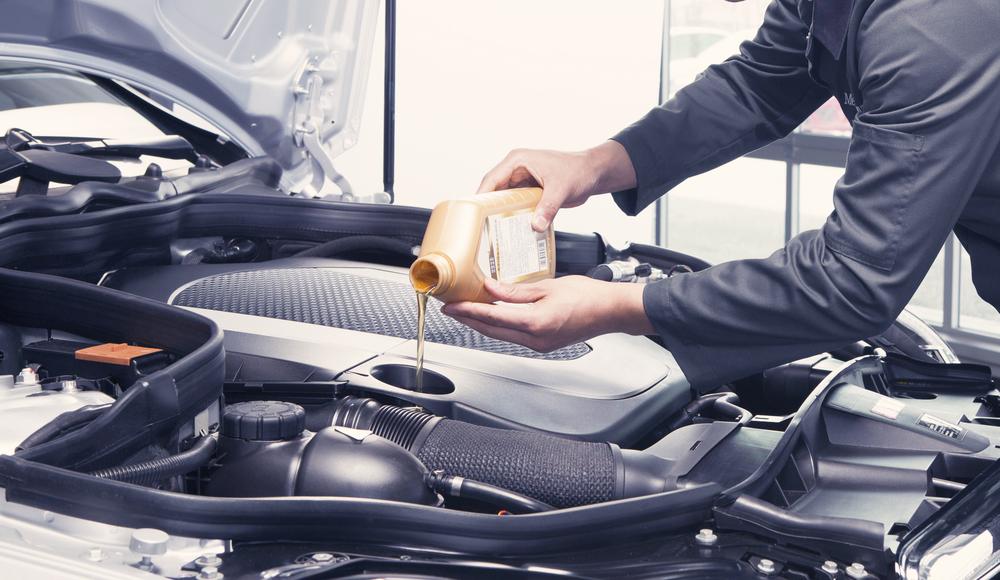 Misturar óleos de marcas diferentes