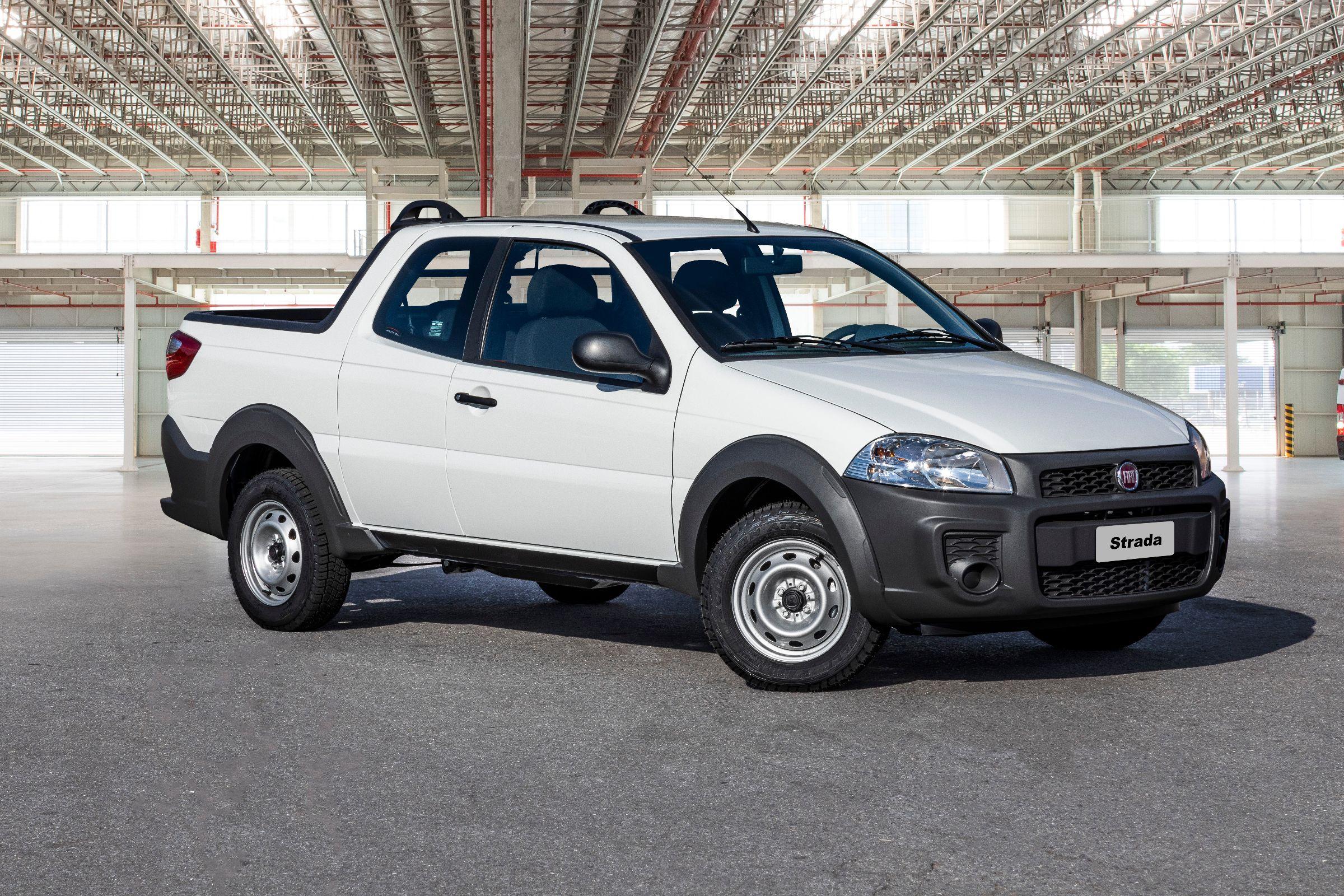 comerciais leves em agosto Nova versão da Freedom vai mostrar se a mira da Fiat está boa para o mercado, no mês que vem