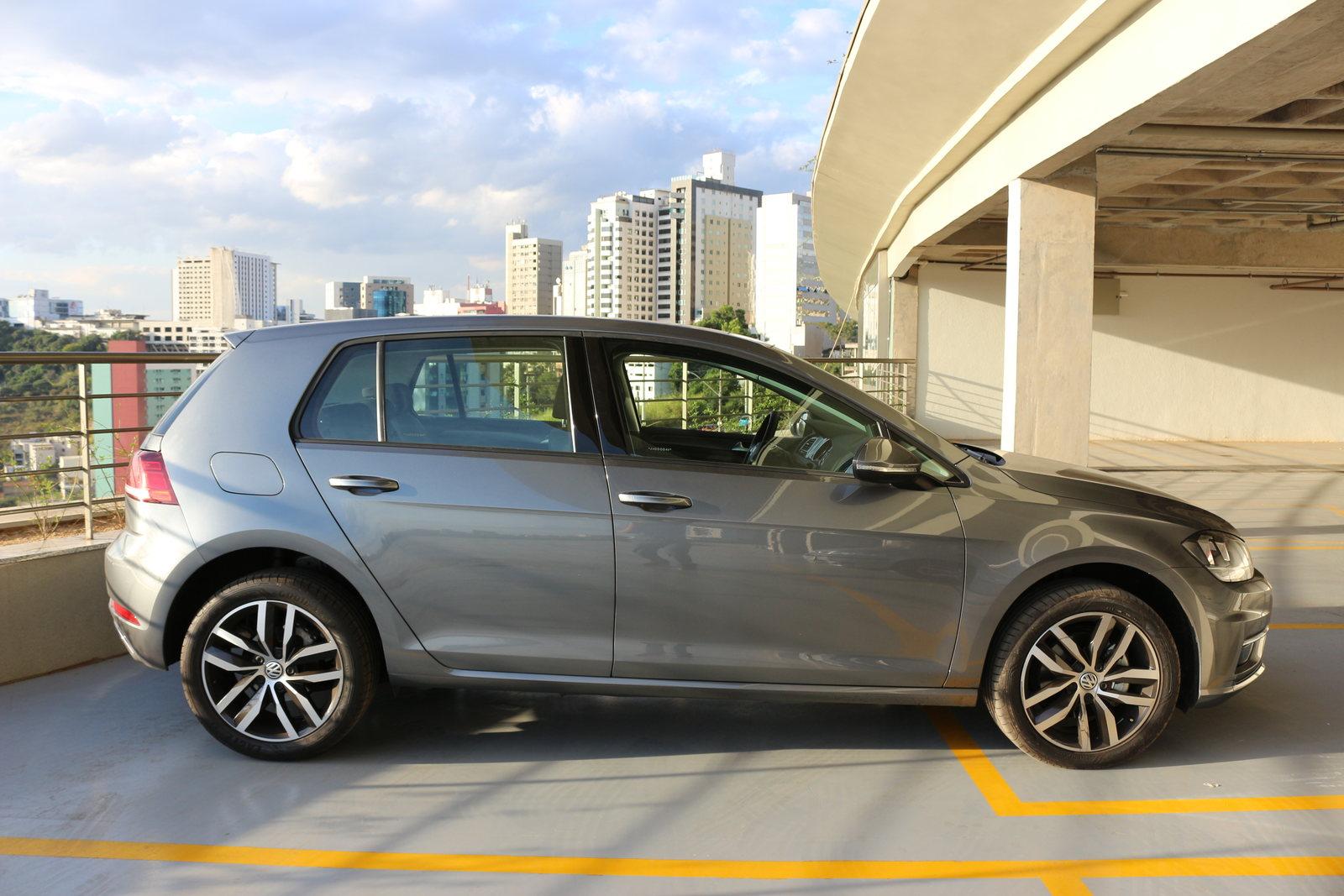 Avaliação Volkswagen Golf Comfortline