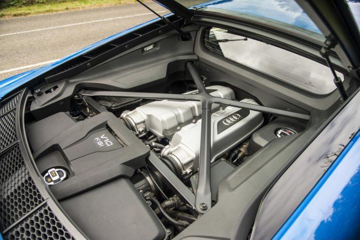 motor v10 audi r8