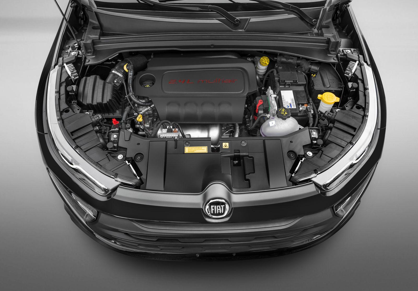 Carros de marcas distintas com o mesmo motor: Fiat Toro