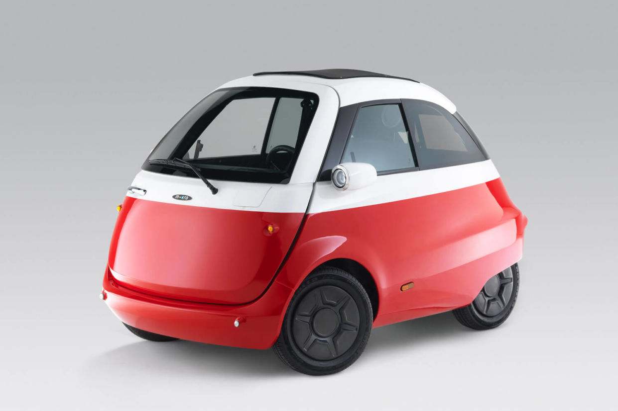 microlino car red front 002